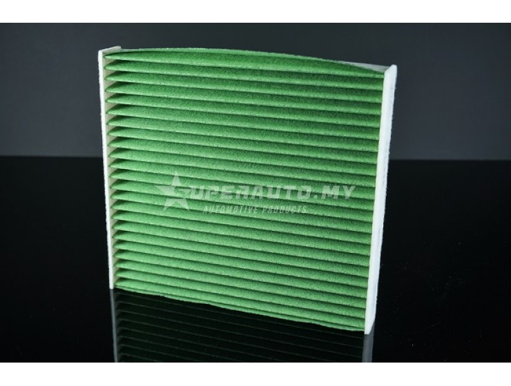 Denso carbon cabin air filter for Toyota Rumion (2007-2010)