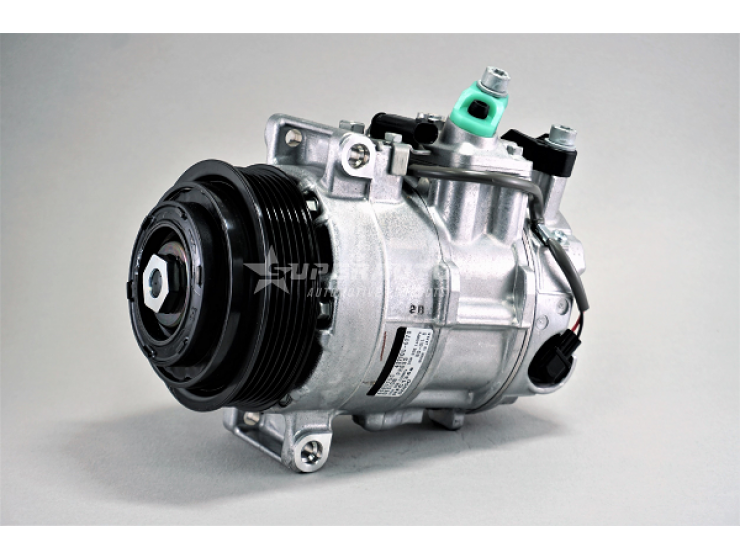 Denso compressor for Mercedes-Benz (C-Class/E-Class/E-class coupe/GLKx204) (2007-2014)