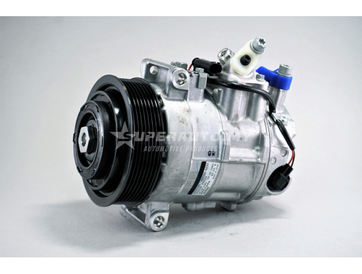 Denso compressor for Mercedes-Benz C-class coupe C204 (07'-14')
