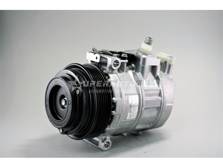 Denso compressor for Mercedes Benz E-Class 210 (1995-2003)
