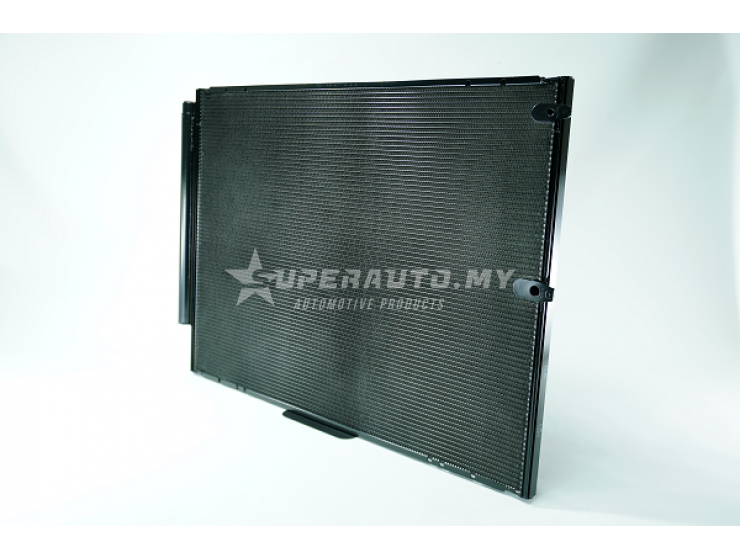 Denso condenser for Toyota Harrier (2009)